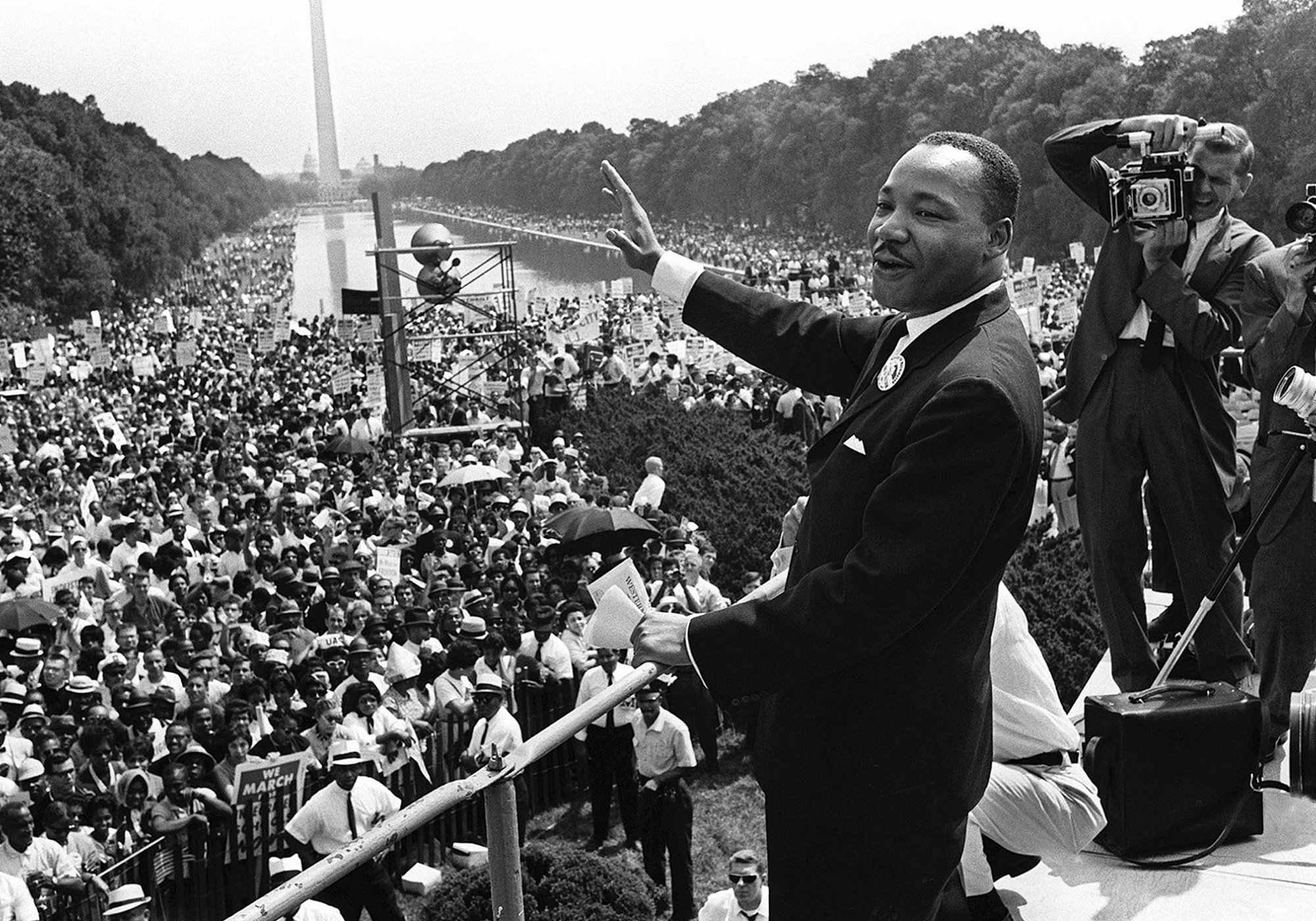Martin Luther King Glory