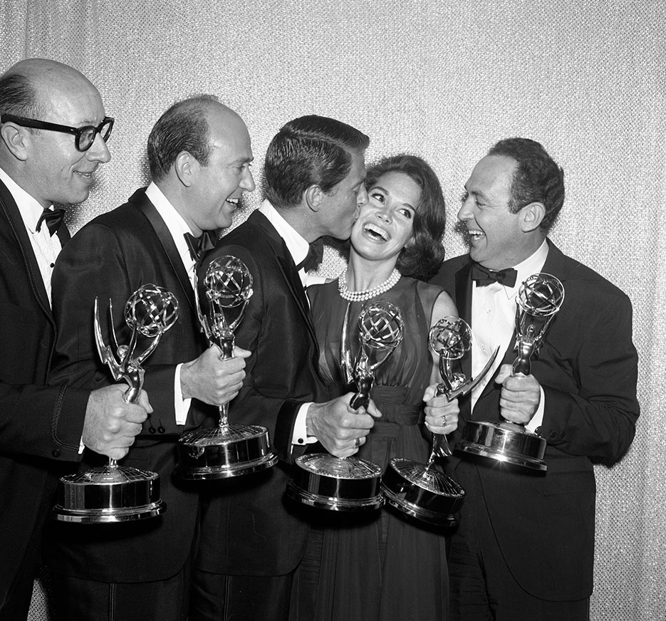 Mary Tyler Moore Emmys