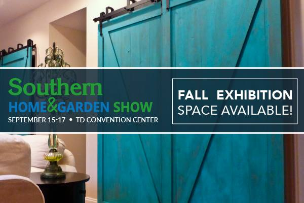 2017 Fall Southern Home Garden Show Set For September 15 17
