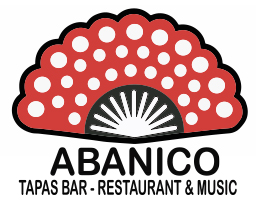Abanico Logo Tapas Bar Restaurant & Music