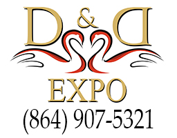 The Social Events D&D EXPO Logo & Tel
